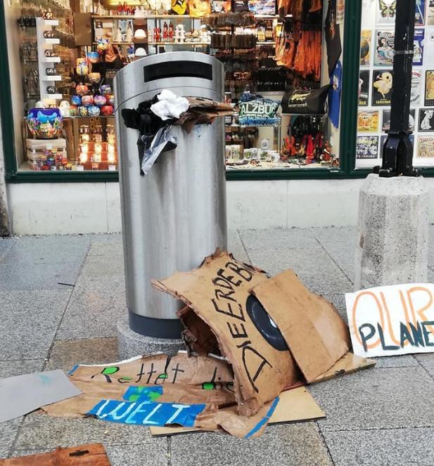 ExpressZeitung's photo on #Klimastreik