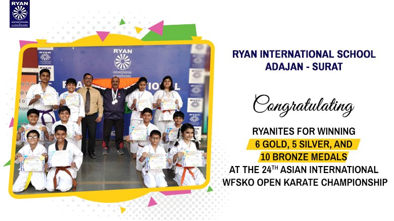 Ryan Group On Twitter Our Very Own Karate Champs From St