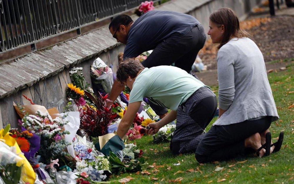 Le Parisien's photo on Attentat de Christchurch