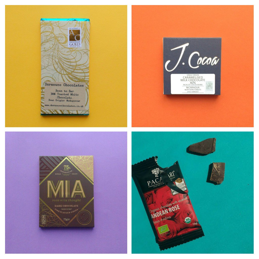 Let&#39;s go back a bit...What was in February&#39;s Discovery Box?  An array of Academy Award winning craft chocolate bars which arrived just in time for #valentinesday    Such a shame you missed out on this box &#39;cause it was deelicious  <br>http://pic.twitter.com/9COtFsWeN8