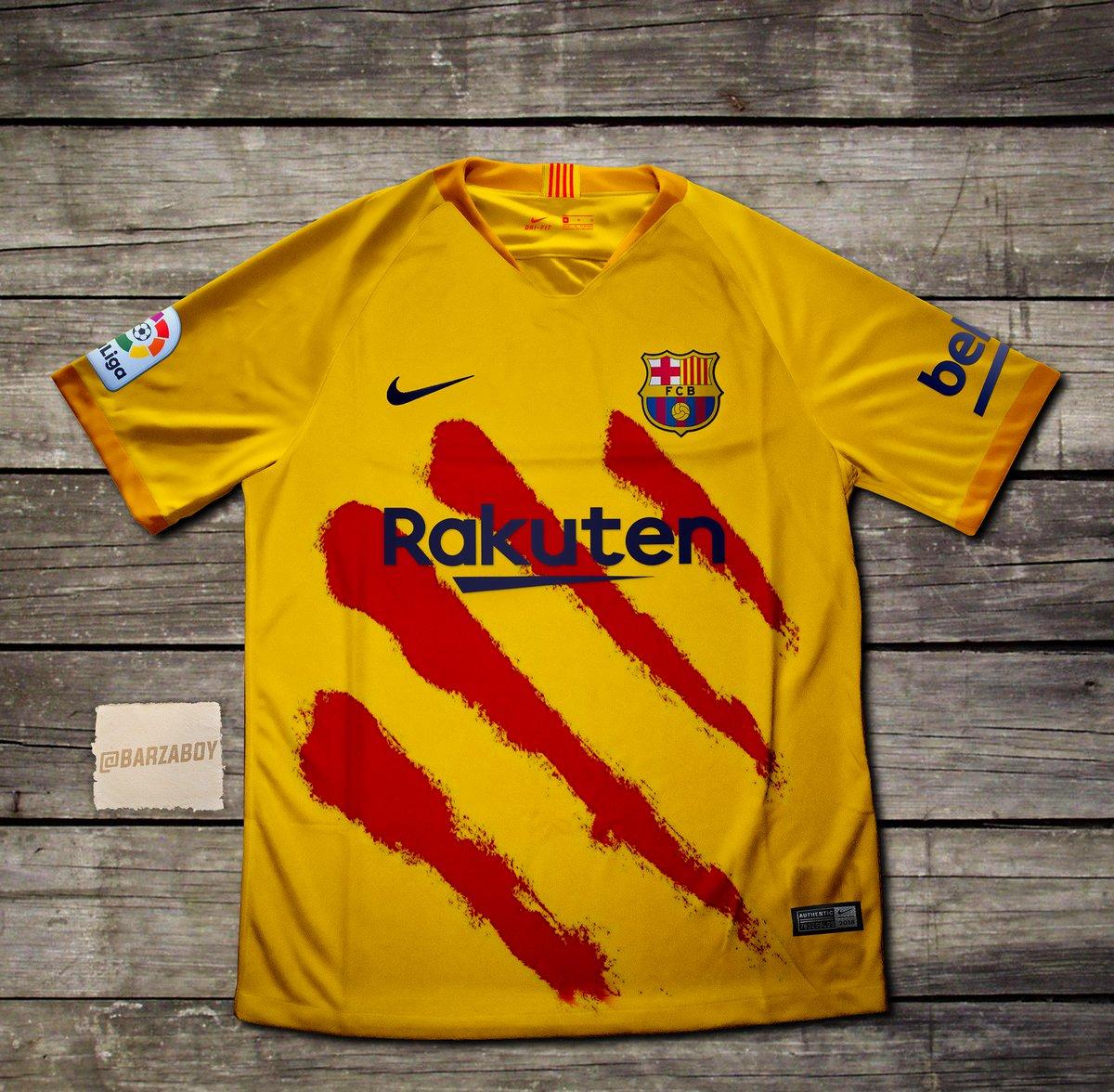 f1607d633 Camiseta del FC Barcelona para las Grandes Citas