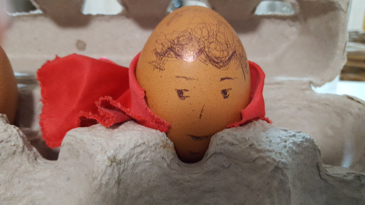 The hero we all needed  #eggboy