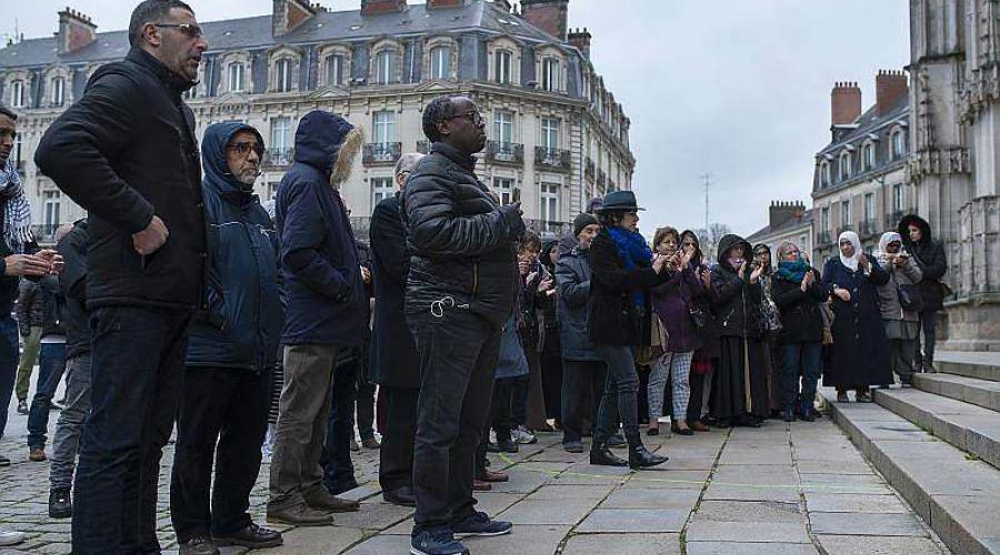 Nantes Live's photo on Attentat de Christchurch