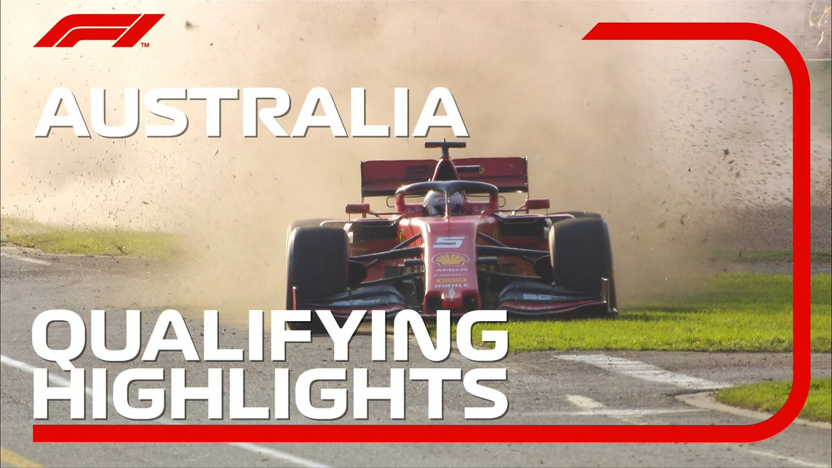 Formula 1 On Twitter Qualifying Highlights Plenty Of Shocks And An Epic Battle For Pole Watch All The Best Bits Here Https T Co Gqcbqgzegi F1 Ausgp Https T Co Chzamteh0t