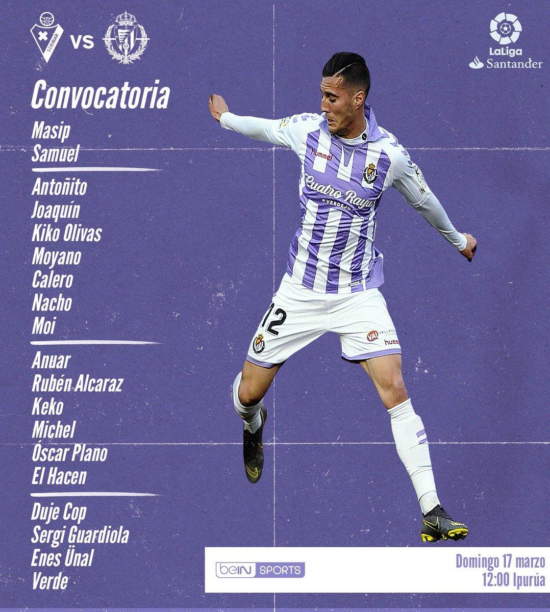 S.D. Eibar - Real Valladolid. Domingo 17 de Marzo. 12:00 D1xb2WPWoAAm-sr