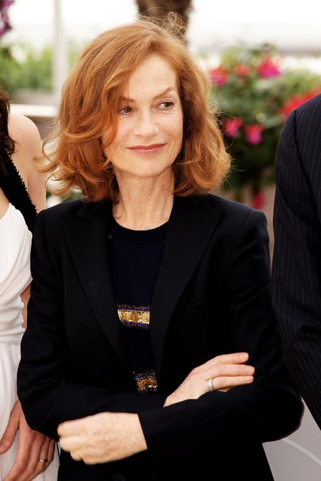 Happy Birthday Isabelle Huppert  / 16.03