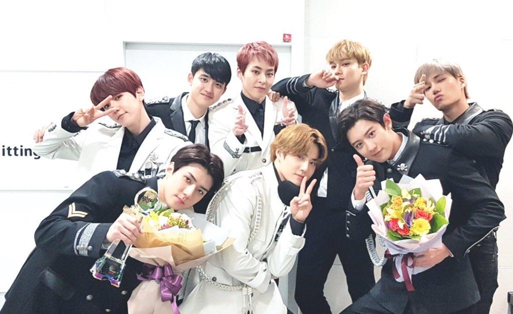 Portal EXO Brasiℓ�'s photo on Grupo B