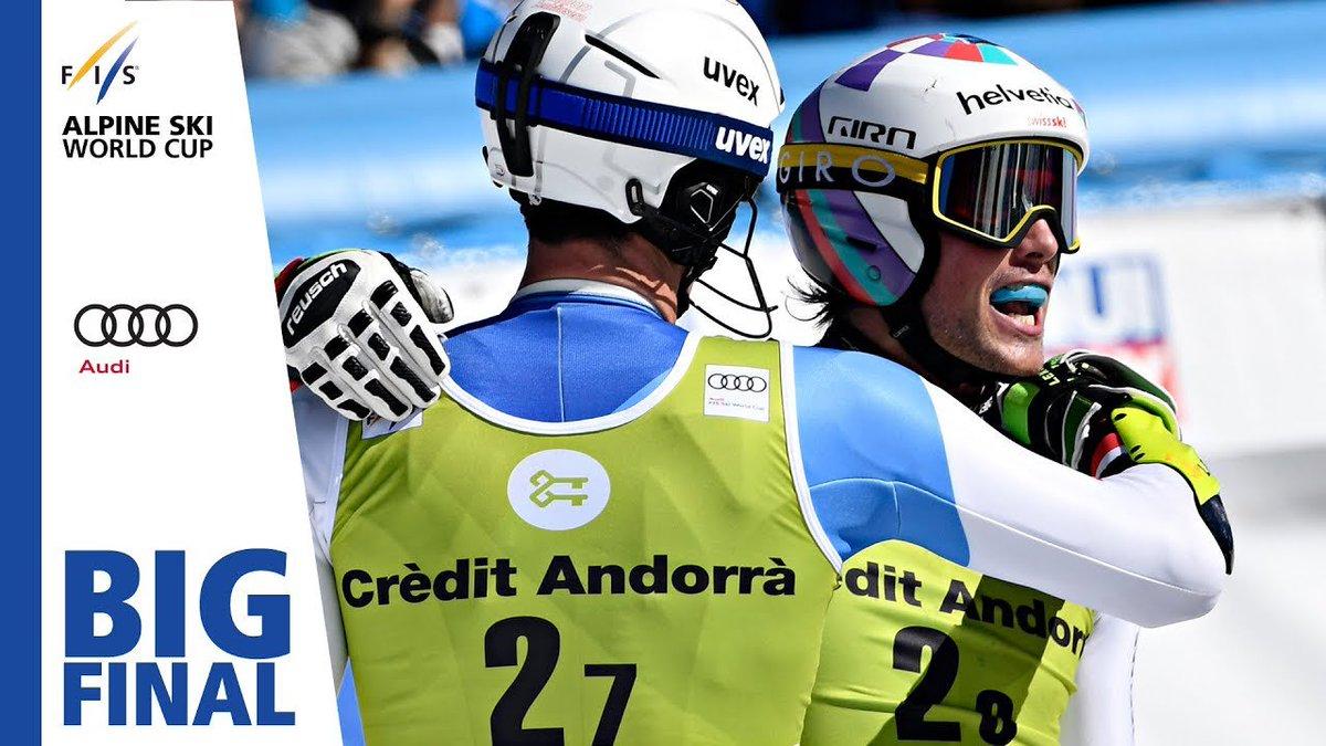 Norway vs. Switzerland | Team Event | Big Final | Soldeu | Finals | Fis Alpine http://dlvr.it/R0xpxV