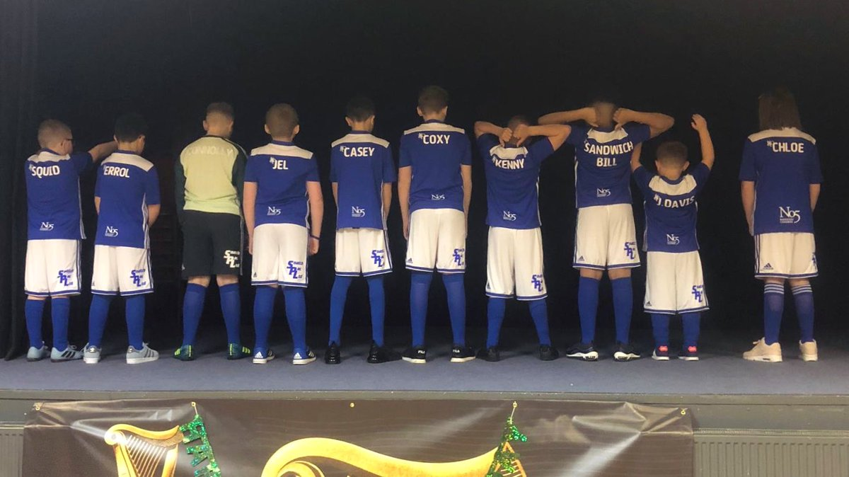 Squid Fat Errol John Connolly Jel Parker Stephen Casey Dave Cox Kenny Greaves Sandwich Bill Joe Davis Steve Collins Chloe Kerr  Today is about you - and every other member of the Blues family who is watching us from above.  KRO   #BCFC<br>http://pic.twitter.com/pxtz4IbUDI