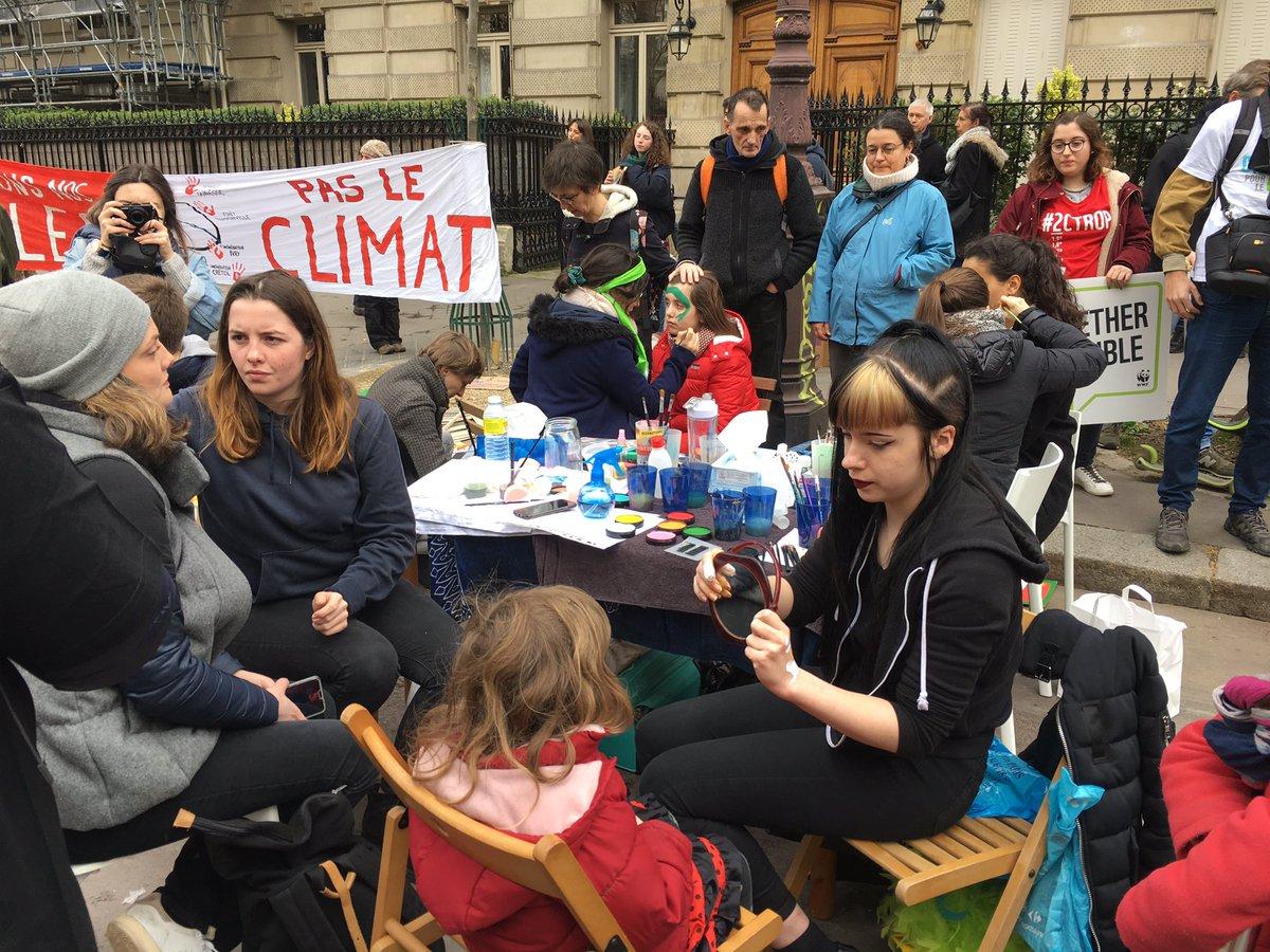 Audrey Garric's photo on #MarcheClimat