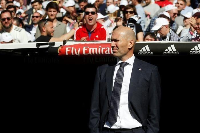 #LigaEspañola | Zidane debutó con una victoria en su regreso