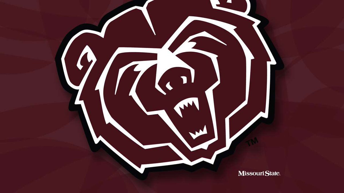 Blessed to receive a offer from Missouri State University!
