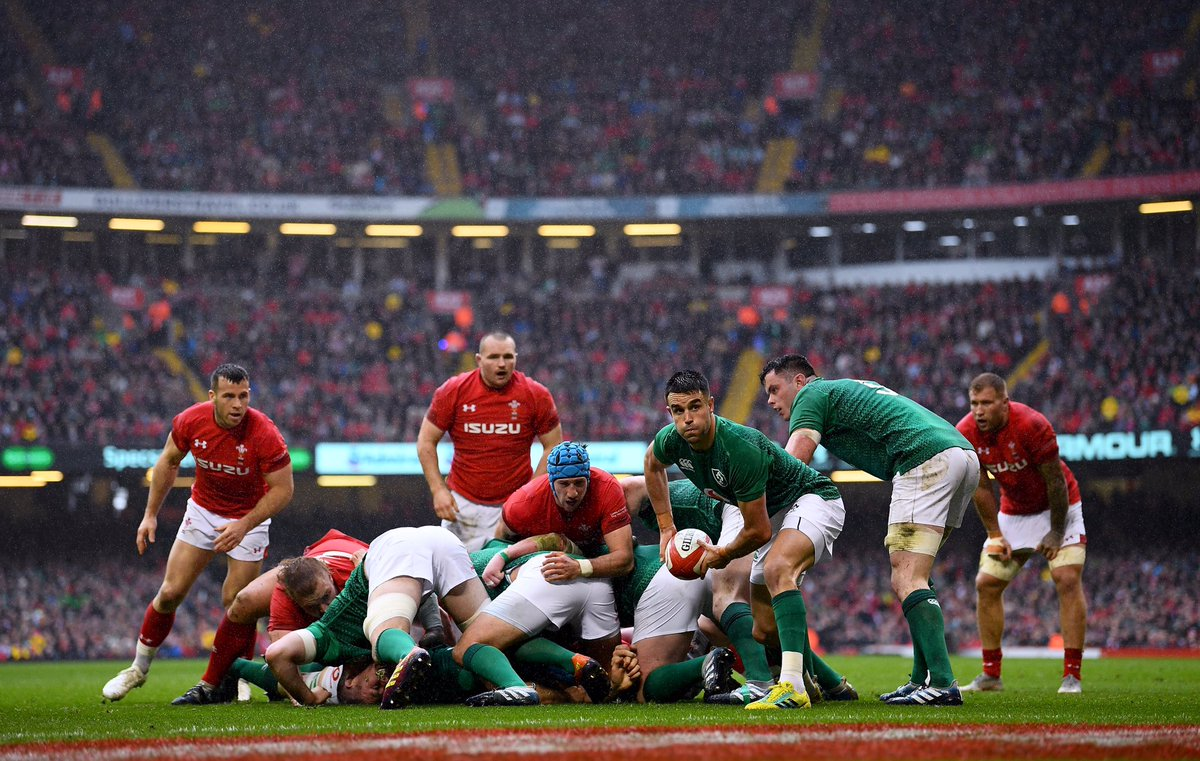 Irish Rugby's photo on Grand Slam