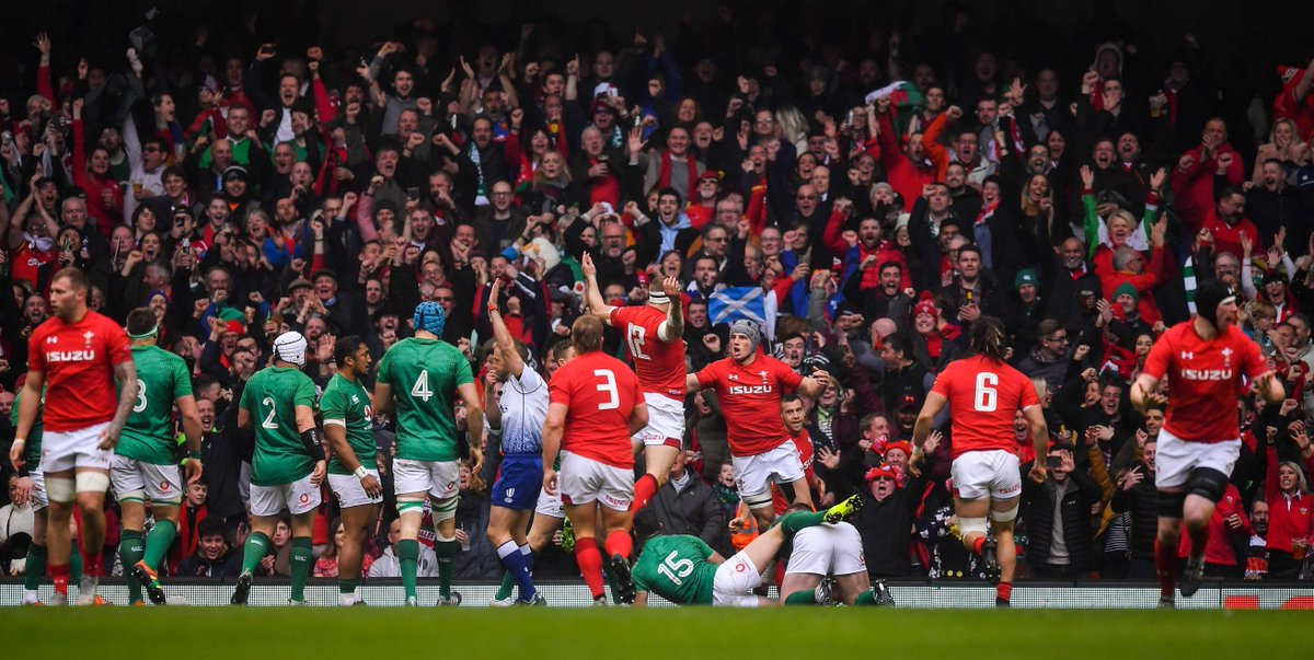 BBC Sport Wales's photo on Grand Slam