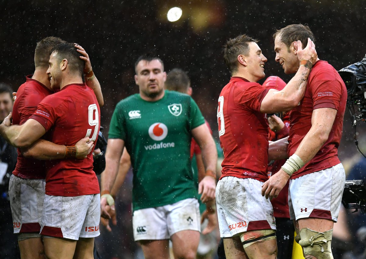 WalesOnline Rugby's photo on Grand Slam