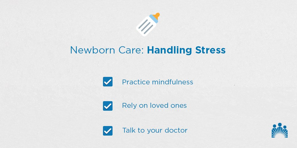 Caring for newborns can offer some of the most beautiful (and stressful) 😉 memories of motherhood. Here are some tips to help you handle those long days and short nights. https://k-p.li/2TUyeFU