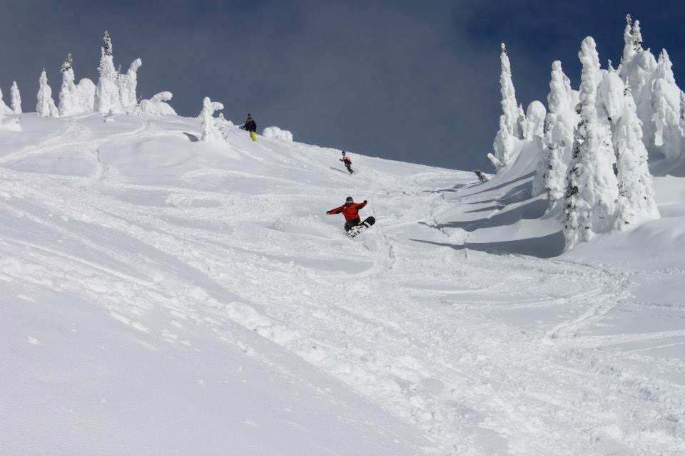 da40fcb5c16a  VirtualSnowboardSchool  SnowboardEducation  SBQuickTips  snowboard   snowboarder  bluebird  explorebc  explorecanada   powderpic.twitter.com K9Jd1QFTMG