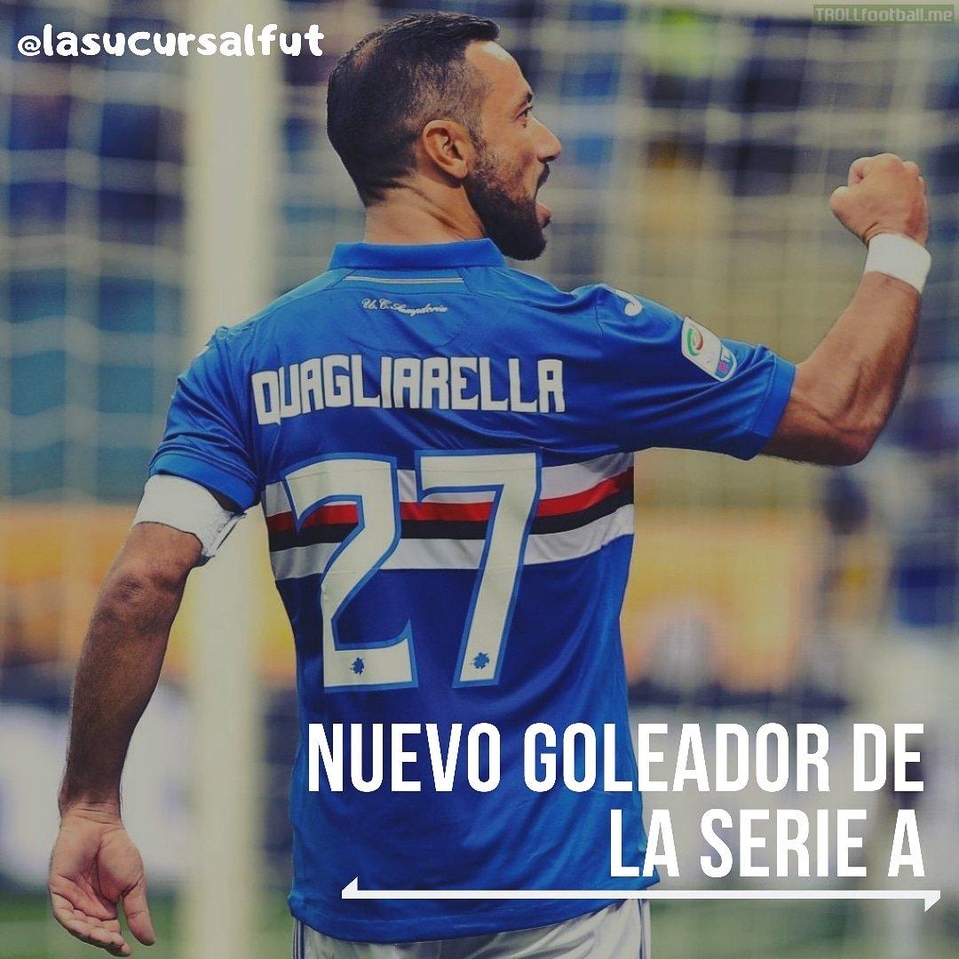 La sucursal del fútbol's photo on #quagliarella