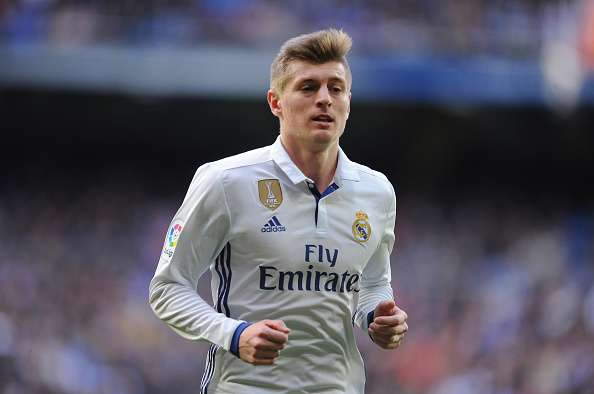 🔎| Incredible stat - Toni Kroos finished the game against Celta with most touches (96), accurate passes (77), key passes (3), passes in the final third (23) and accurate long balls (7).  It seems like the dispatcher is back! 🎯  #RealMadridCelta  #LaLiga