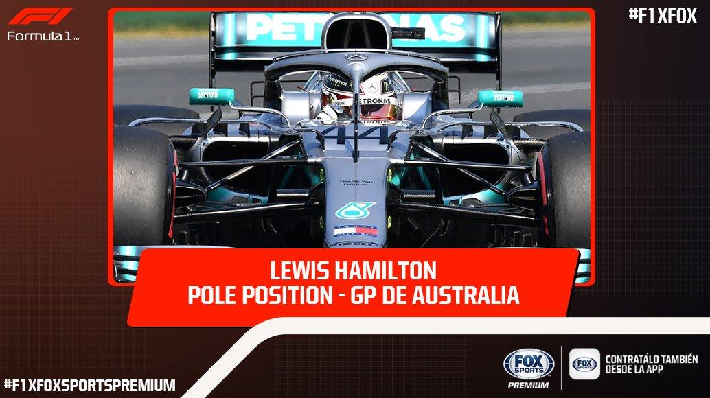 FOX Sports Chile's photo on Lewis Hamilton