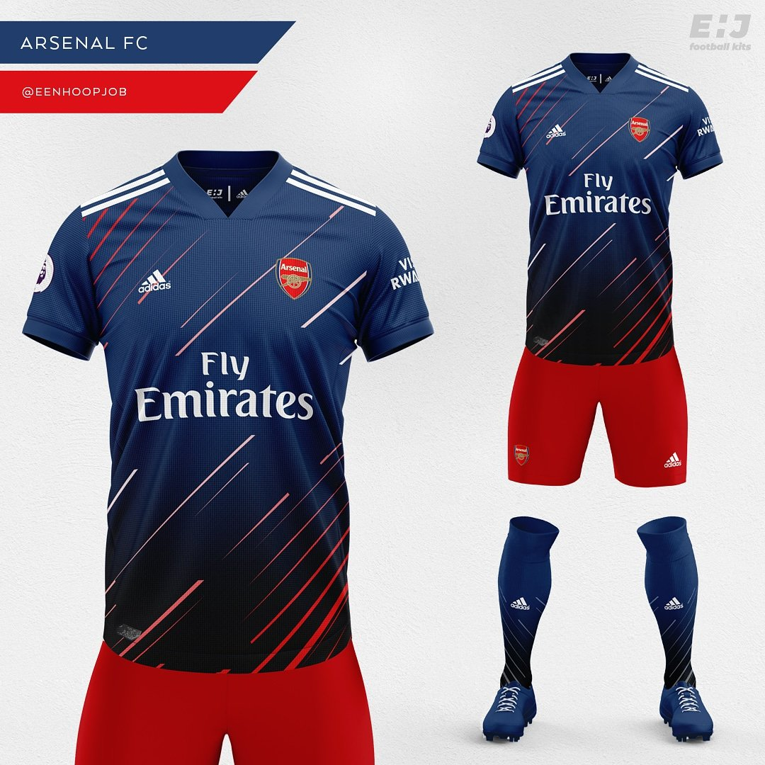 6a19b5340af Job - Eenhoopjob Football Kit Designs on Twitter