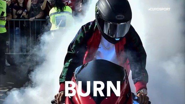 Eurosport.fr's photo on Lewis Hamilton