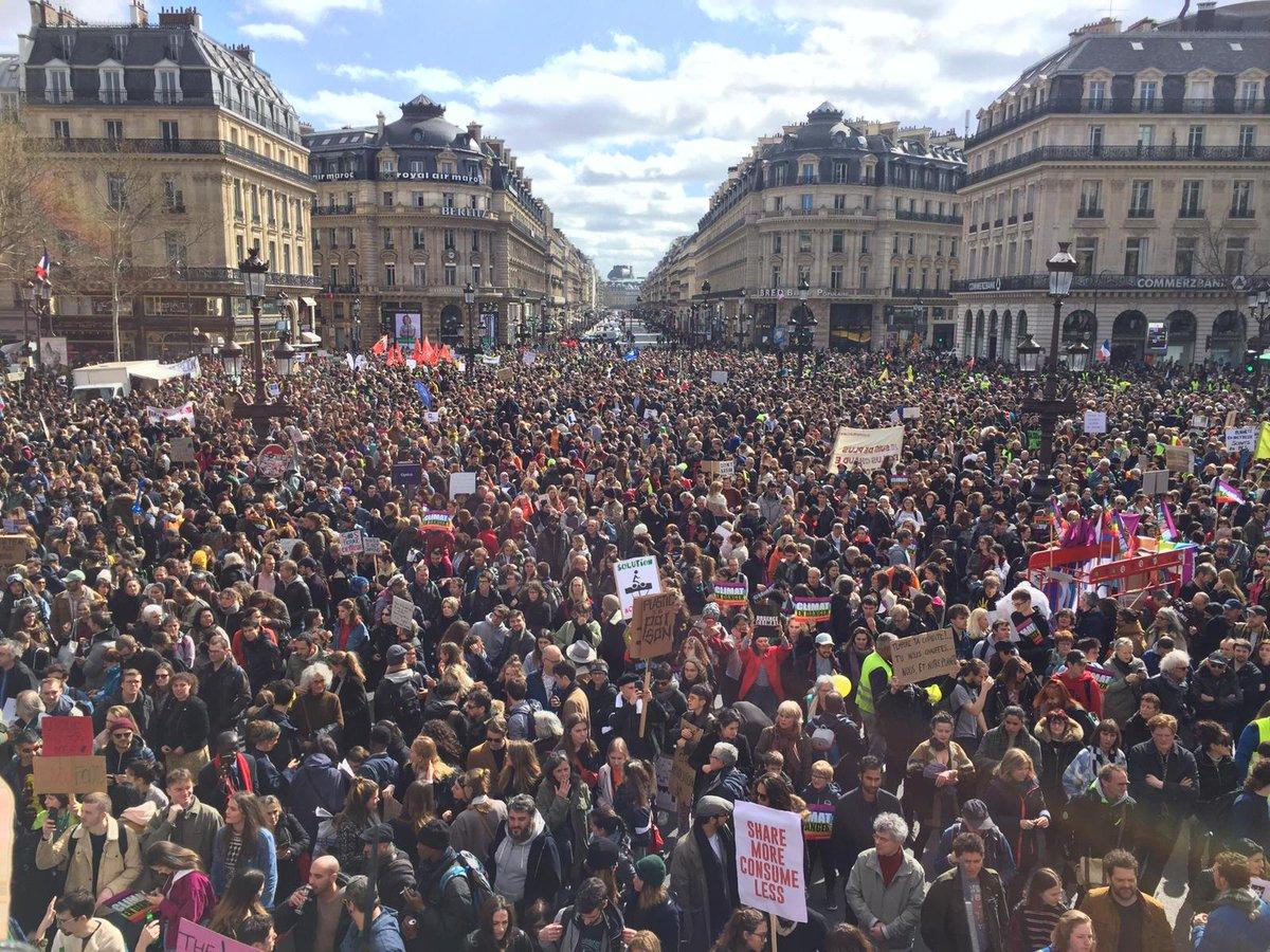 David Belliard's photo on #MarcheClimat