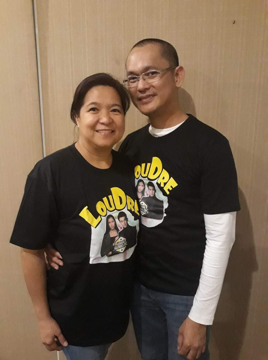 Loudre&#39;s Parents  Mommy joy &amp; Daddy Mike Everyone  Pctto #1stDREveLOUation  #PBB8SecondPinoyBigBattle  #LouDre  #LouYanong<br>http://pic.twitter.com/Ry80SQowX5