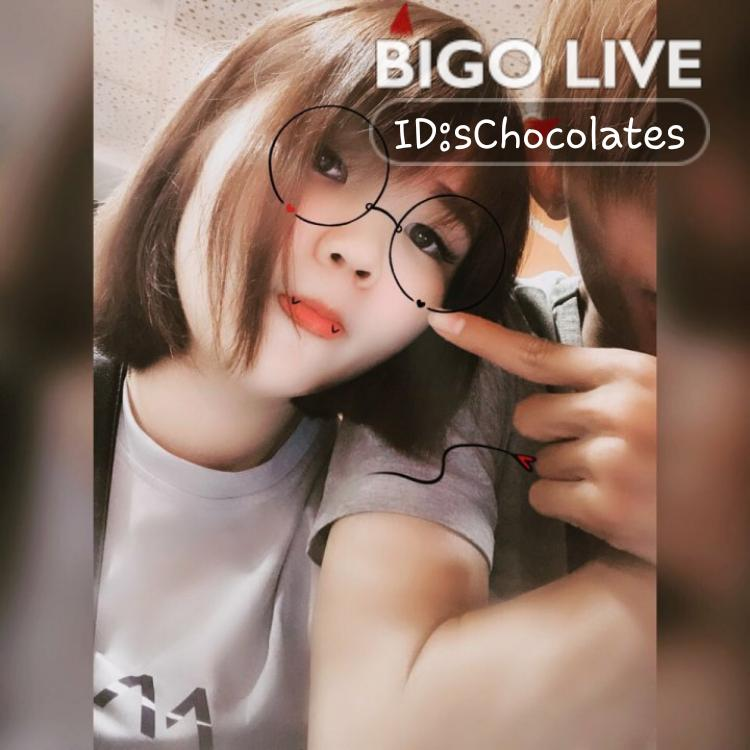 Come and see 〆P•P〆Chocolate��'s LIVE in #BIGOLIVE   https://t.co/ux08HLANuL https://t.co/TIB87WUBJ3