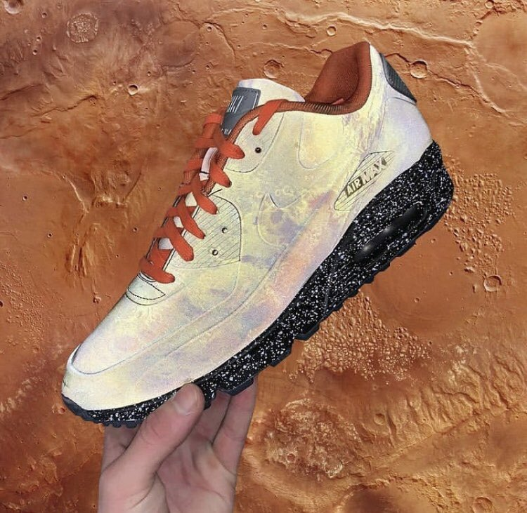 ee019e73bc In honor of the #Nike #AirMax Lunar release in 2014, the #MarsLanding  follows. Are you copping? #Release #Sneakers #SNKRS #New #Sneakerhead  #sneakernews ...