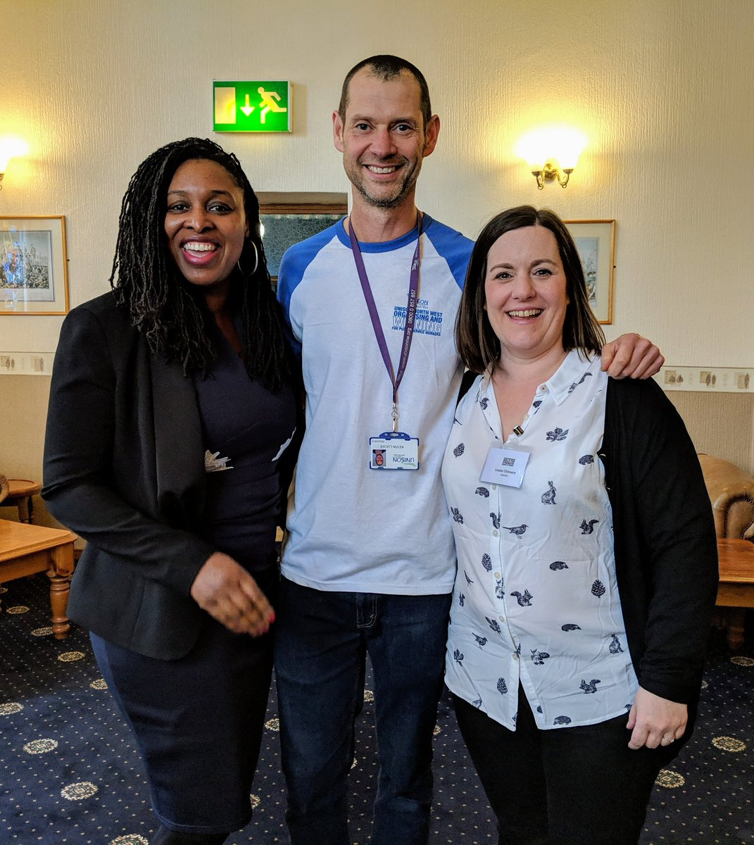 20 years ago @DawnButlerBrent & @LouiseChinnery were my tutors on the @The_TUC Organising Academy - so pleased to see them again - here at @NorthWestUNISON #skillsforstrength