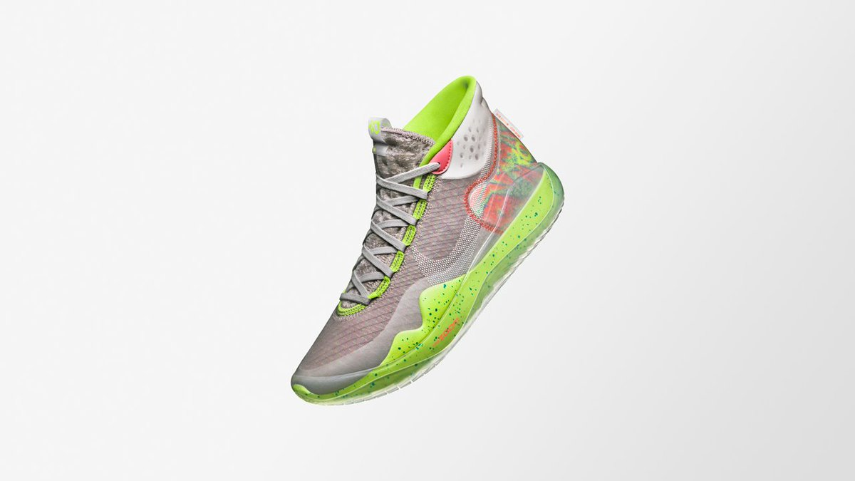 8a8543b0ab12 ... to the upper to give  KDTrey5 maximum response all game long. Arriving  in SNKRS April 1  http   swoo.sh 2W3tBdb  kd12  nikepic.twitter .com bi9byHF0t7