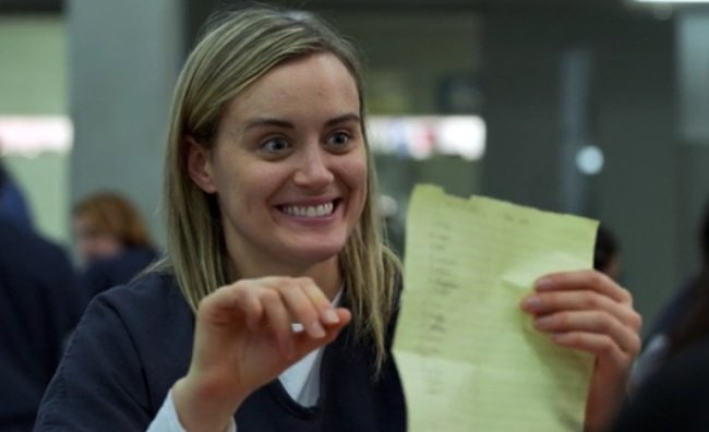 Gay taylor schilling Taylor Schilling