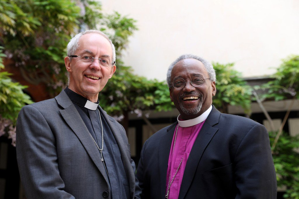 Gay bishop protests husband's exclusion from Lambeth 2020conference https://brighton.lgbt/gay-bishop-husband-lambeth-2020-conference/…