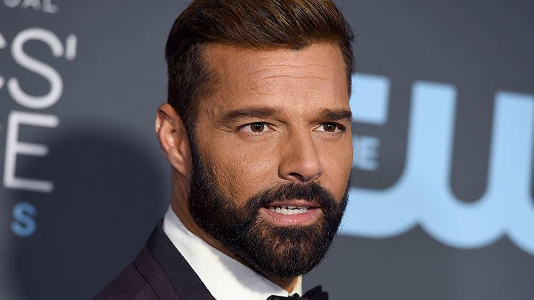 Hurriyet.com.tr's photo on Ricky Martin