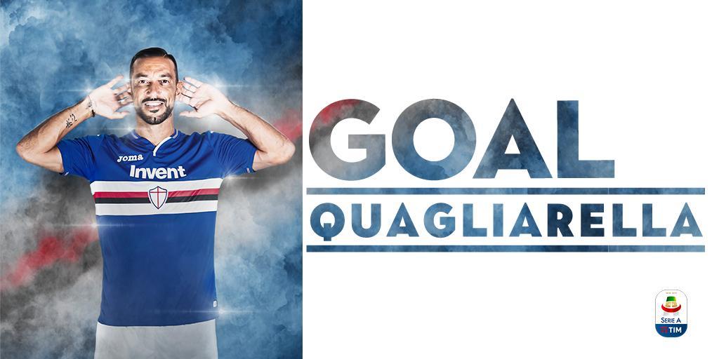 U.C. Sampdoria's photo on #quagliarella