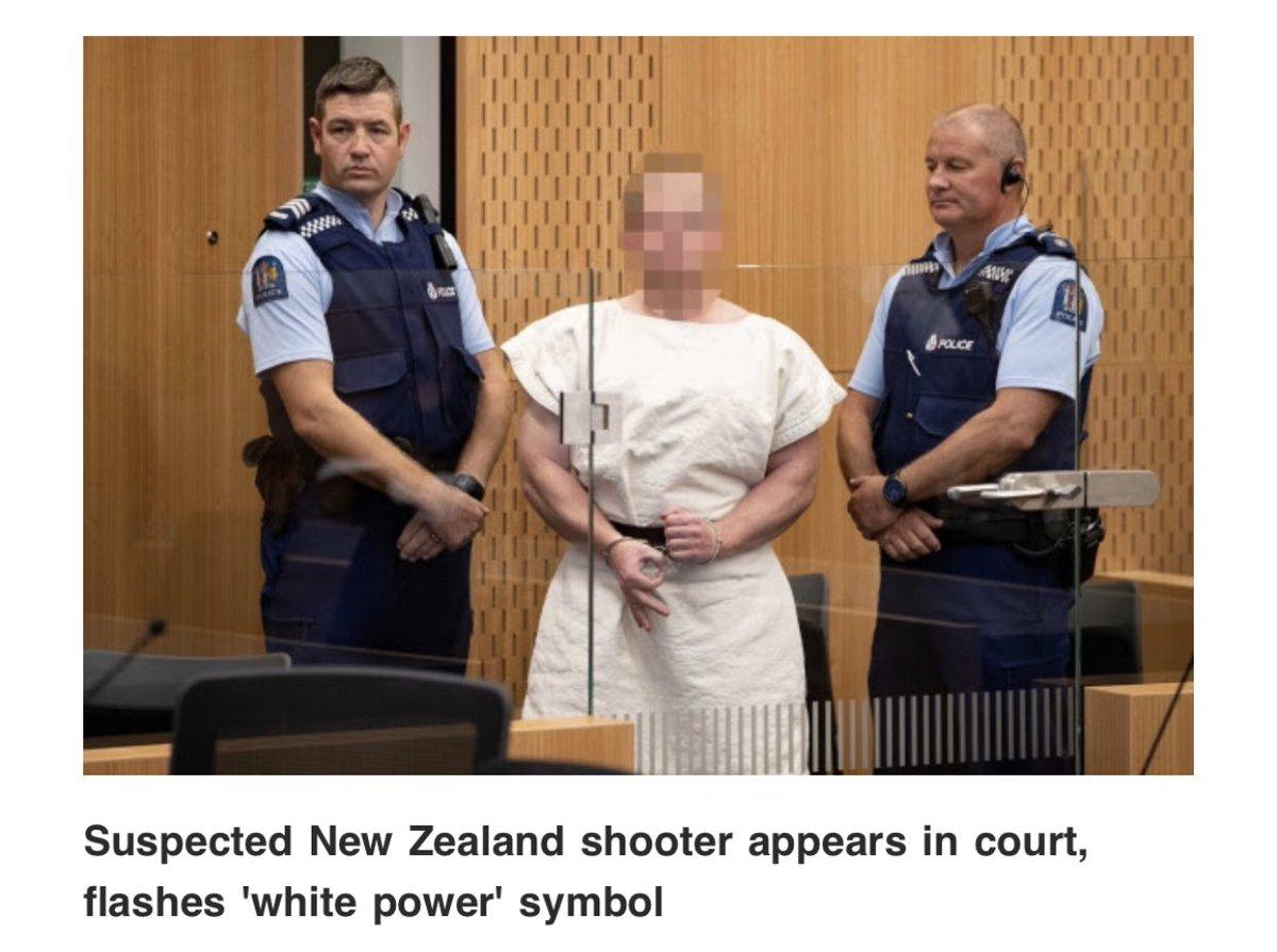 Andrea S.'s photo on #NewZealandMosqueShooting