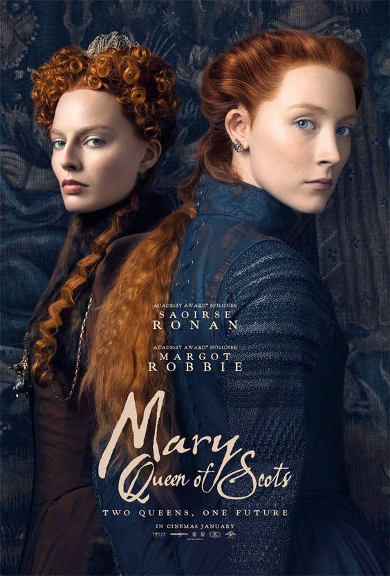 「ふたりの女王 メアリーとエリザベス」&「シンプル・フェイバー」を観て来ました♪ 王位継承を争う話かと思っていたら和平に努めようとする二人の女王。親友と言いつつお互いを出し抜こうとする女性たち…色々なオシャレ女性を堪能した1日でした(格好良さもあるブレイク・ライヴリーが素敵♡)