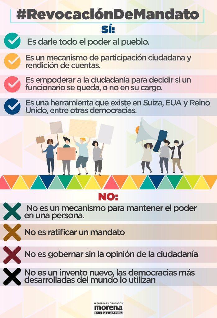 Claudia 🌎's photo on #RevocaciónDeMandato