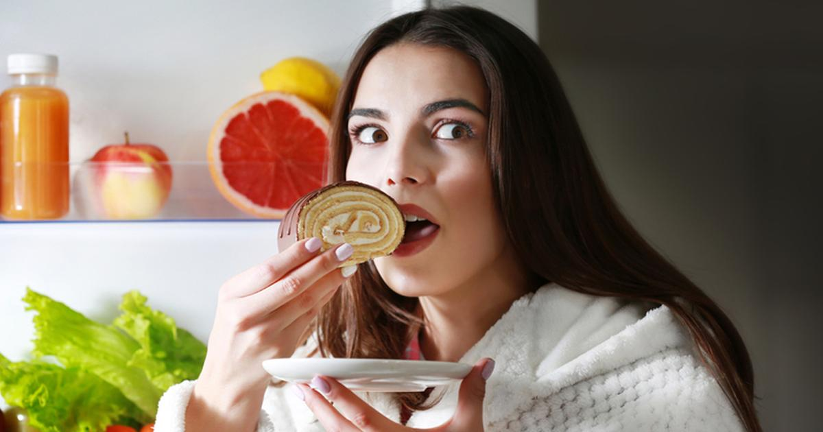 Wondering what you should look for when selecting a #healthy midnight #snack? We've got you covered! 👇🏼 https://buff.ly/2HkTsJJ