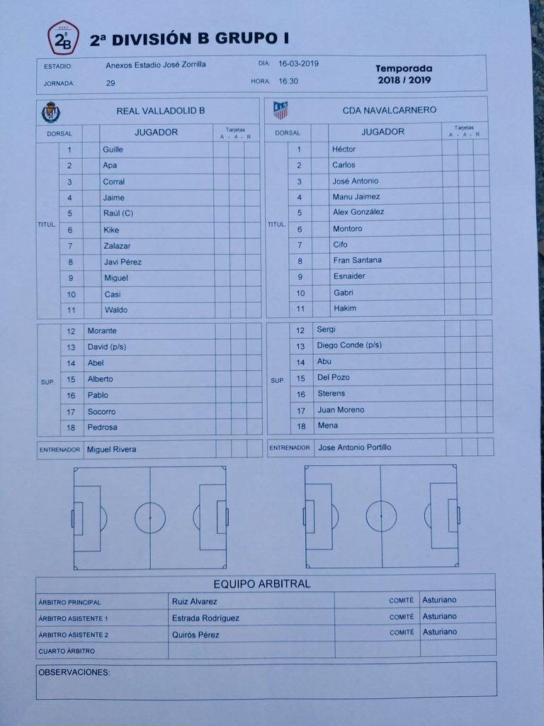 Real Valladolid B - Temporada 2018/19 - 2ª División B - Página 36 D1yeEQ0WoAQC24Y