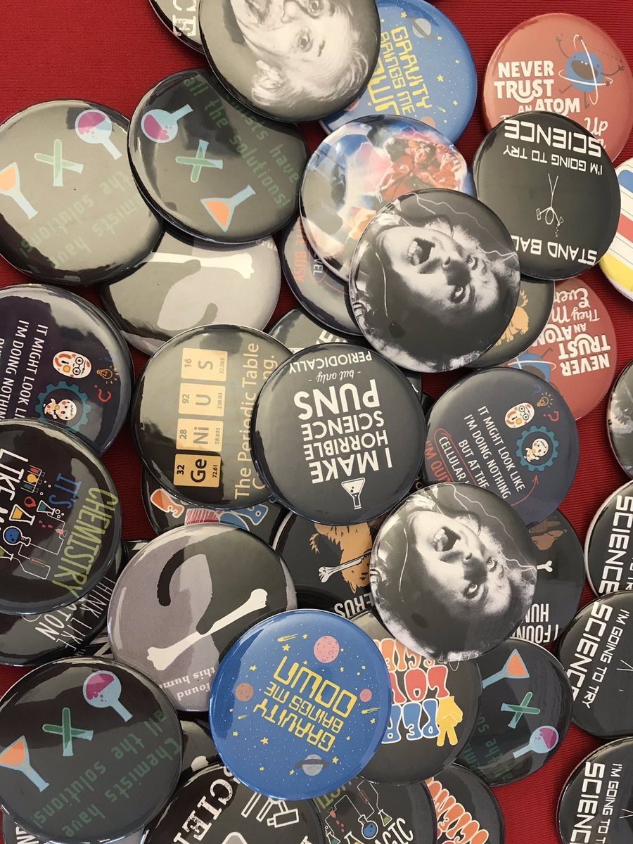 How cool are these buttons?!