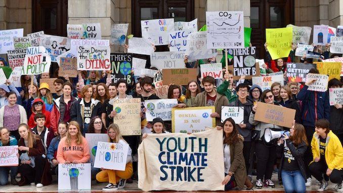 World Socialist Web Site's photo on #YouthClimateStrike