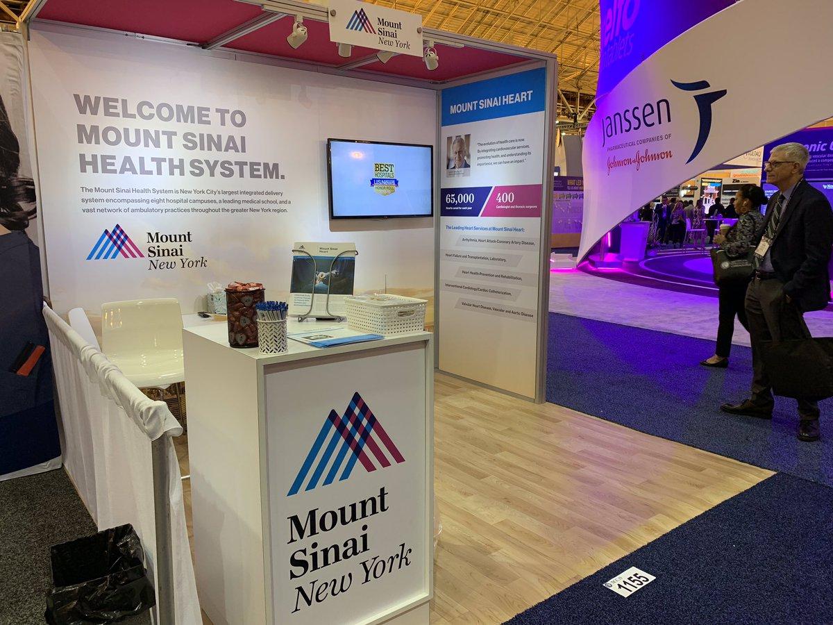 Mount Sinai Heart on Twitter:
