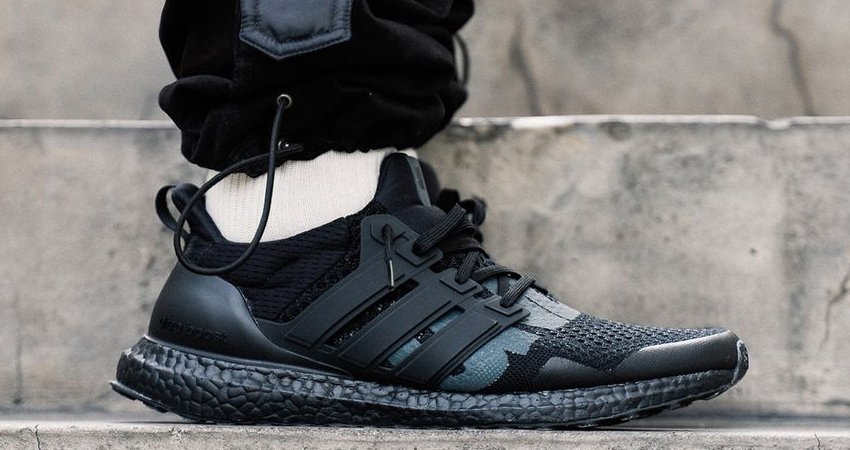795380692 ... https   fastsole.co.uk sneaker-news on-foot-look-at-the-undefeated- adidas-ultra-boost-1-0-triple-black  …  adidas  UltraBoost  sneakernews   Sneakers ...