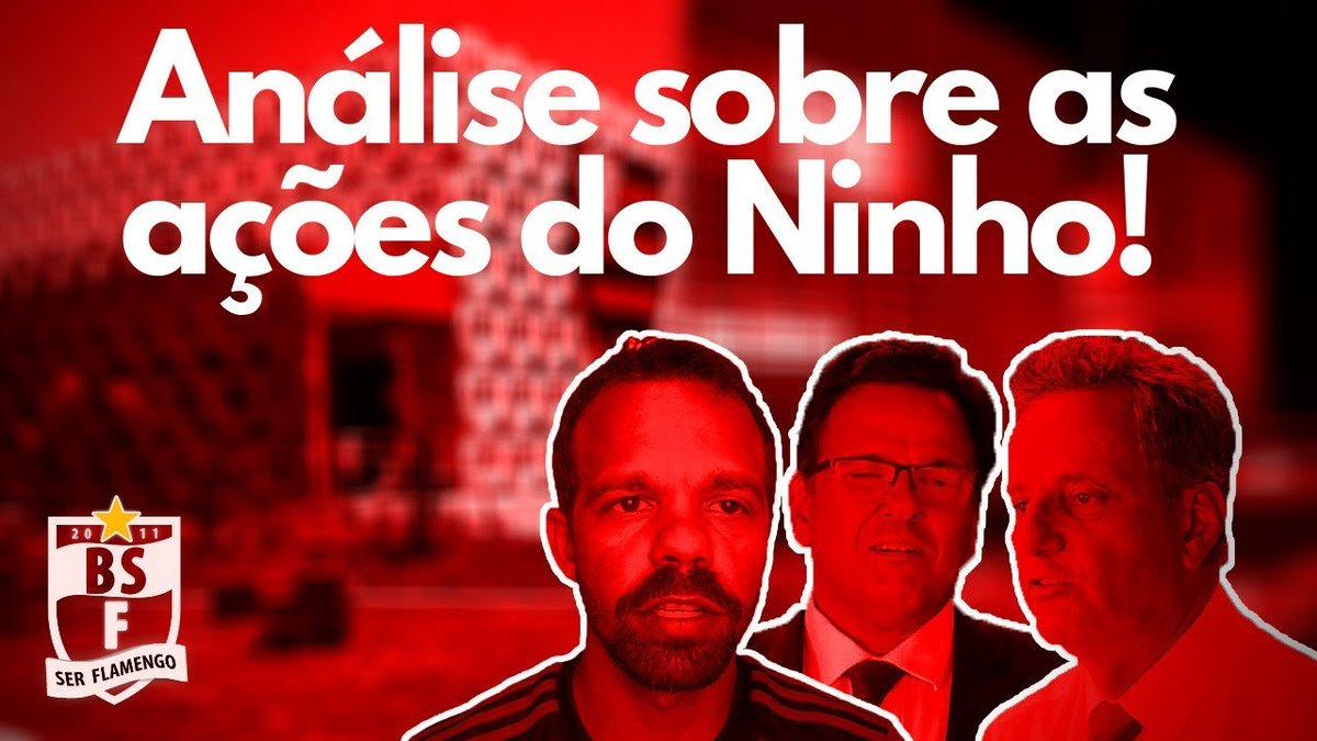 ERROS E ACERTOS - A CONDUÇÃO DO FLAMENGO NA TRAGÉDIA DO NINHO DO URUBU I Canal Ser Flamengo http://dlvr.it/R0yLhf