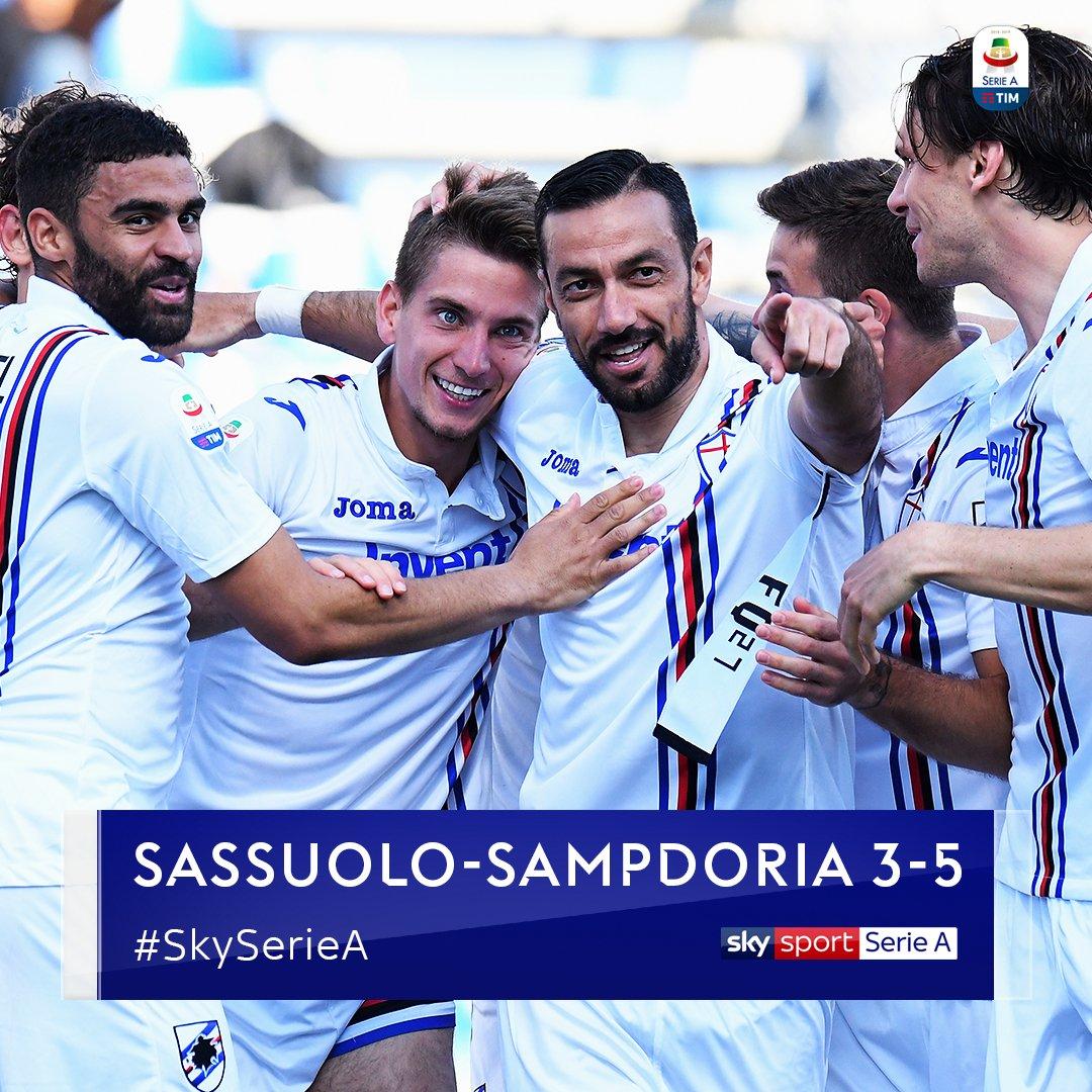 Sky Sport's photo on #quagliarella