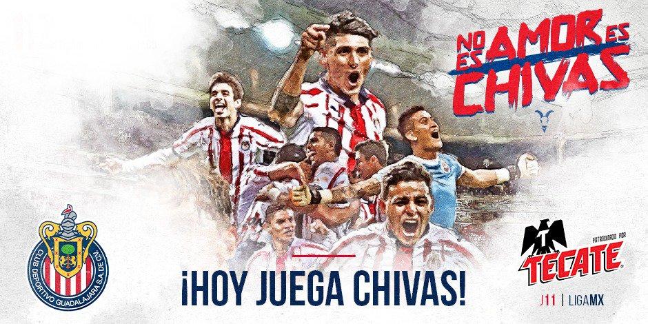CHIVAS's photo on Rebaño