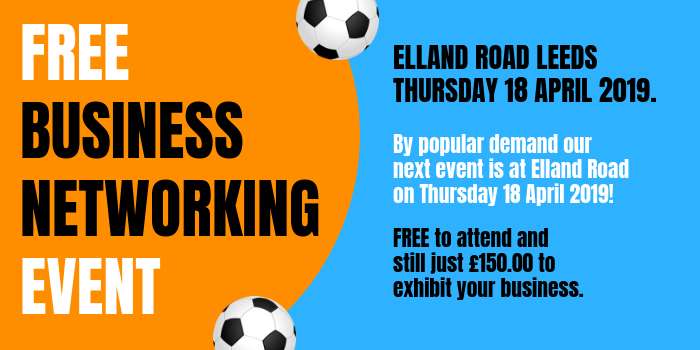 FACE2FACE NETWORKING's photo on Elland Road