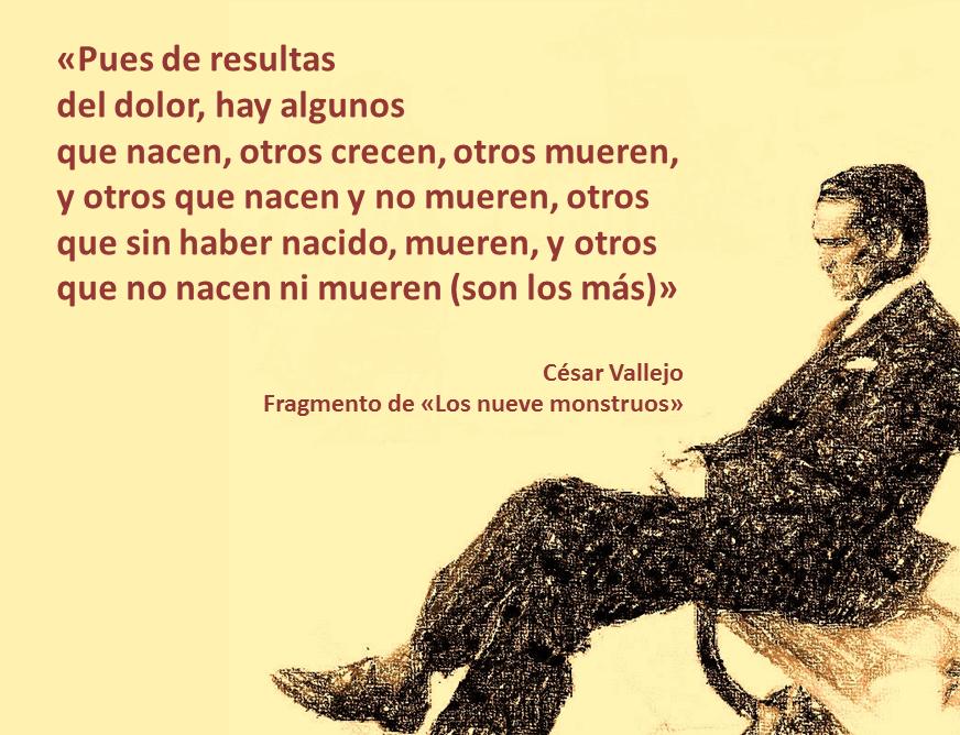 Un Día Como Hoy En 1892 Nació César Vallejo